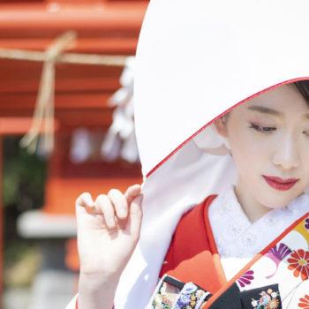 神前式+フォトW 【羽織袴 白無垢 色打掛 着付美容 写真】35万→28万