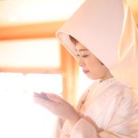 別邸ウェディング 新たな人生への決意彩る 花嫁のれん